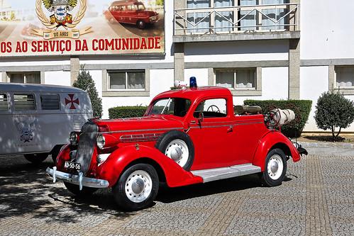 São João da Pesqueira, Chrysler dos Bombeiros