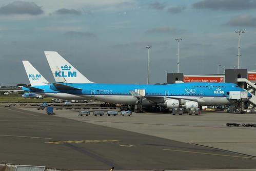 Boeing 747 PH-BFI