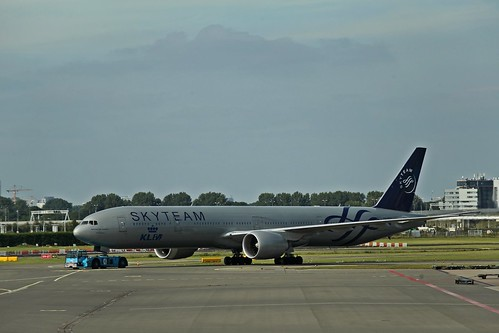 Boeing 747 PH-BVD