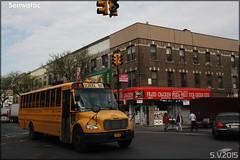 Thomas Built Buses  Saf-T-Liner C2 – Jofaz Transportation n°2845