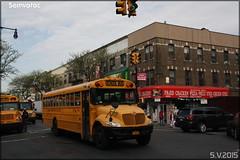 IC Bus CE – Jofaz Transportation n°2885