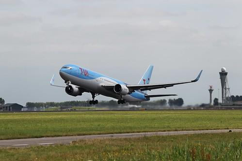 Boeing 767 PH-OYI