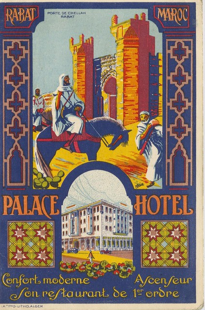 Photo:Palace Hotel By Thomas Fisher Rare Book Library, UofT
