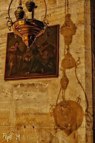 Iglesia de San Pere. Petra.
