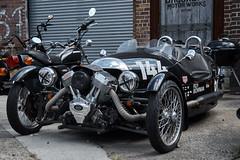 Three wheelin
