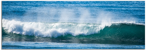Breaking Morning Wave