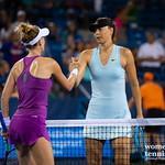 Alison Riske, Maria Sharapova