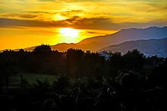 Puestas de sol con Salobreña