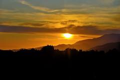 Puestas de sol en Playa Granada