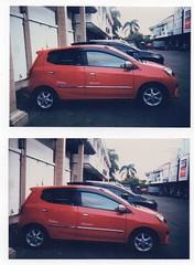 Same car