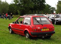 1988 Toyota Starlet 1.0 XL