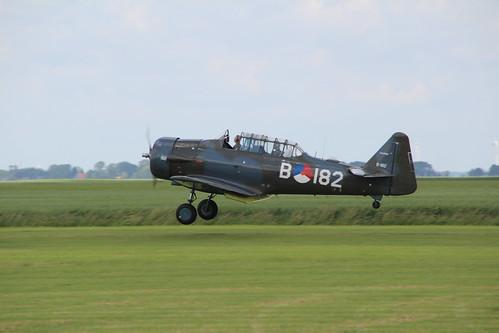 NL -- PH-TBR / B-182 (1943) Klu historische vlucht