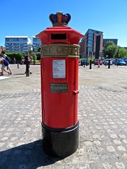 Post Boxes in the UK