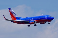 N957WN 737-700 Southwest Airlines