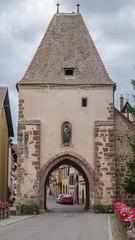 Tour basse de Bœrsch - Photo of Dangolsheim
