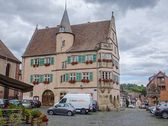 Hôtel de ville de Bœrsch