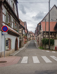 Rue des Vosges de Bœrsch
