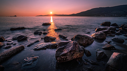 Stanley Park - Vancouver, Canada - Seascape photography