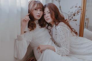 閨蜜寫真|Rely & Yu
