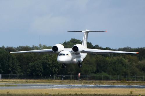 UR-74026 Antonov An-74TK-200 Motor Sich Airlines @ Groningen Eelde 13-Aug-2019 by Johan Hetebrij