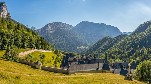 Grande Chartreuse Monastery