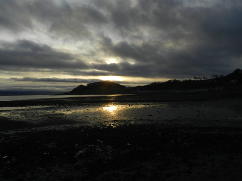 Last Light, Avoch, Black Isle, Dec 2018