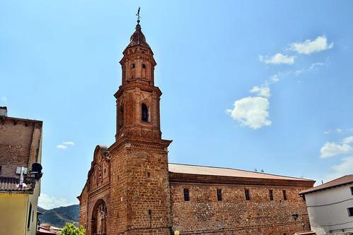 Iglesia de Nuestra Señora de la Asunción (Martín del Río)