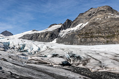 Image by spwasilla (spwasilla) and image name A glacial view photo