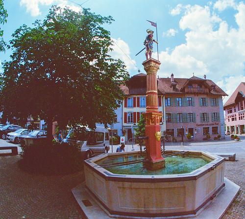 Venner Fountain