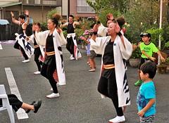 Matsuri in Mizusawa