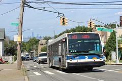 MTA 2015 Novabus LFS 8287