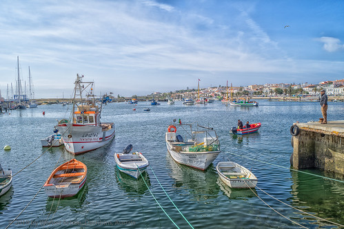 Lagos Fisherboats