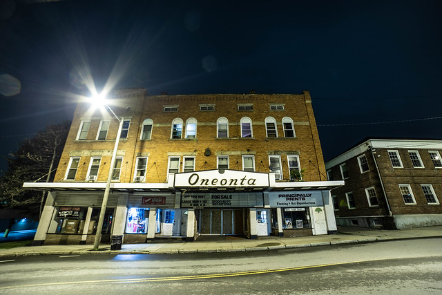Old Oneonta Theater