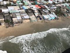 Vietnamese coastal village