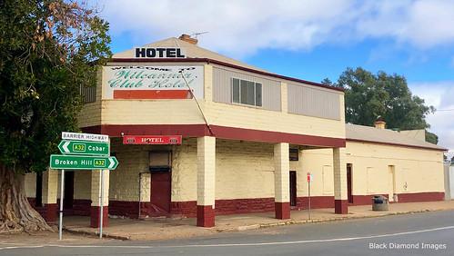 Wilcannia Club Hotel, Wilcannia, Western NSW