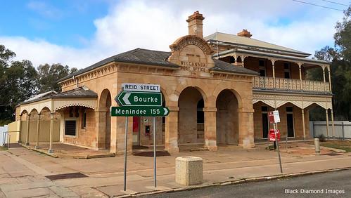 Post Office, Wilcannia, Western NSW