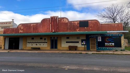 Former Rural Supplies Store, Wilcannia, Western NSW