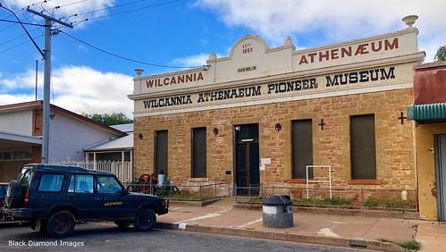 Athenaeum Pioneer Museum, Wilcannia, Western NSW