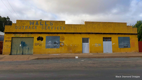 Walls Outback Services, Wilcannia, Western NSW
