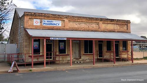 St Mary's Pharmacy, Wilcannia, Western NSW