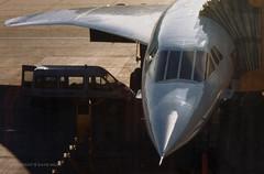 Concorde (G-BOAC) 1997
