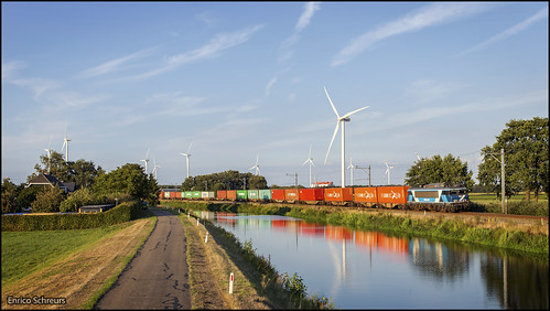 17 augustus 2018 - RailPromo/Bentheimer Eisenbahn 101001 - De Haandrik