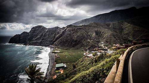 La Gomera Cliff