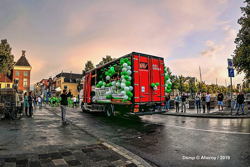 Kijk in 't Jat Brug,Groningen Stad,the Netherlands,Europe