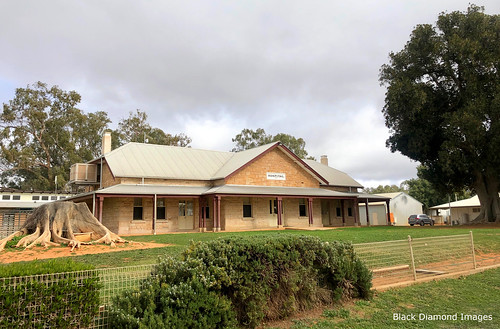 Hospital at Wilcannia, Built 1879, Western NSW