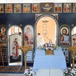 11 августа 2019 года храм Смоленской иконы Божией Матери с. Возрождения.