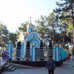 11 августа 2019 года  в храме святого Георгия Победоносца города-курорта Геленджик.