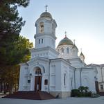11 августа 2019 года, в Неделю 8-ю по Пятидесятнице, в Свято-Вознесенском кафедральном соборе города-курорта Геленджик