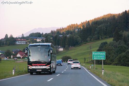 Bunte Buswelt - Mitterberg-St. Martin