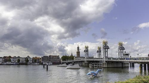 Stadsbrug, Kampen.